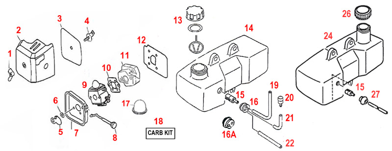 16100 Z0L 852 likewise 183090696994 likewise Honda Gx160 Engine Parts Diagram additionally Ubbthreads furthermore Lawn Mower Choke Diagram. on honda 160 engine carb diagram